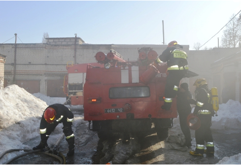 Стався вибух: відомі подробиці пожежі на Кільцевій