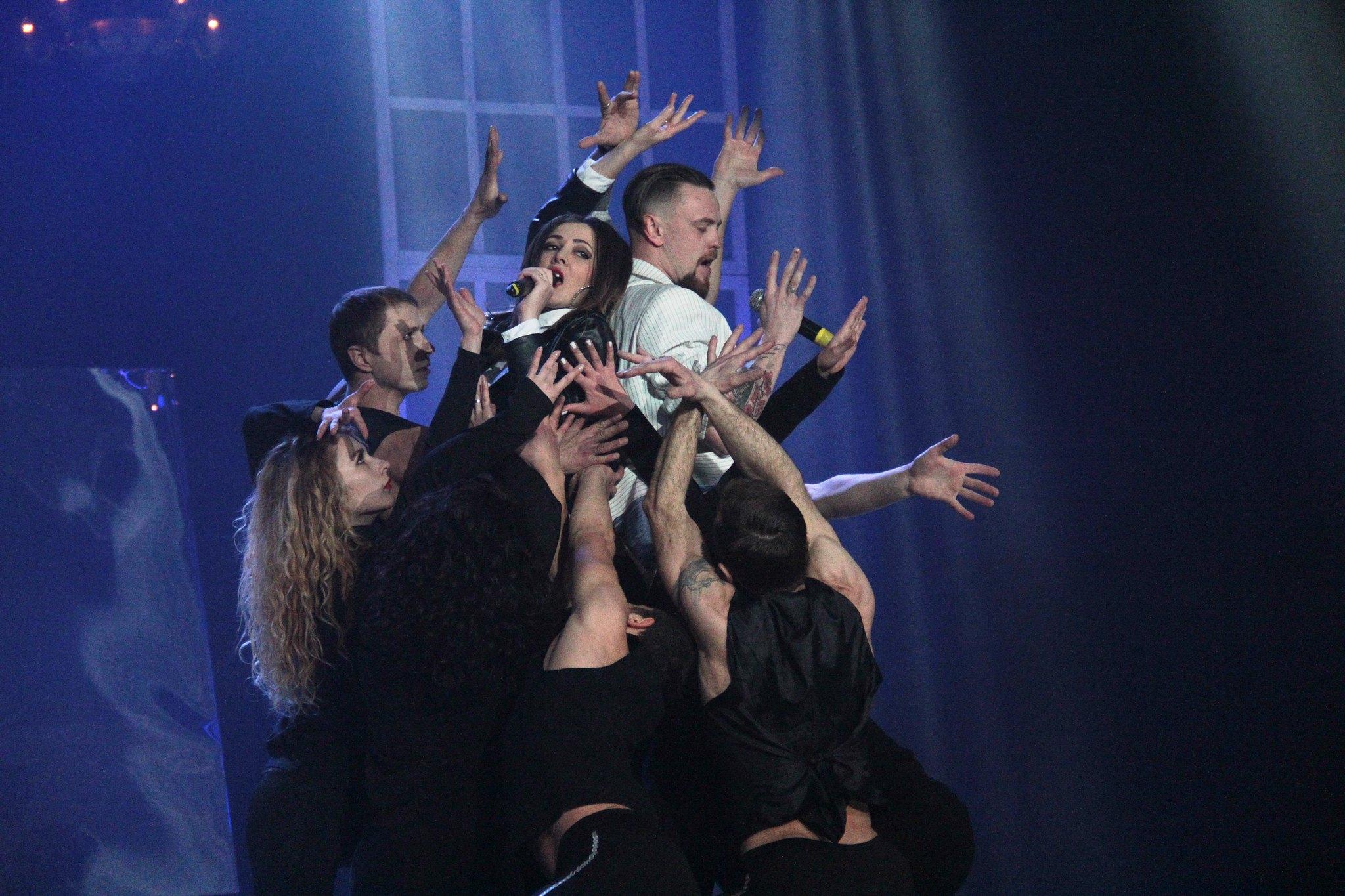 На сцені обласного філармонійного центру – гучна прем'єра (Фото)