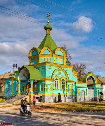 Невідома Чернігівщина: Пантелеймонівська церква у Прилуках (Фото)