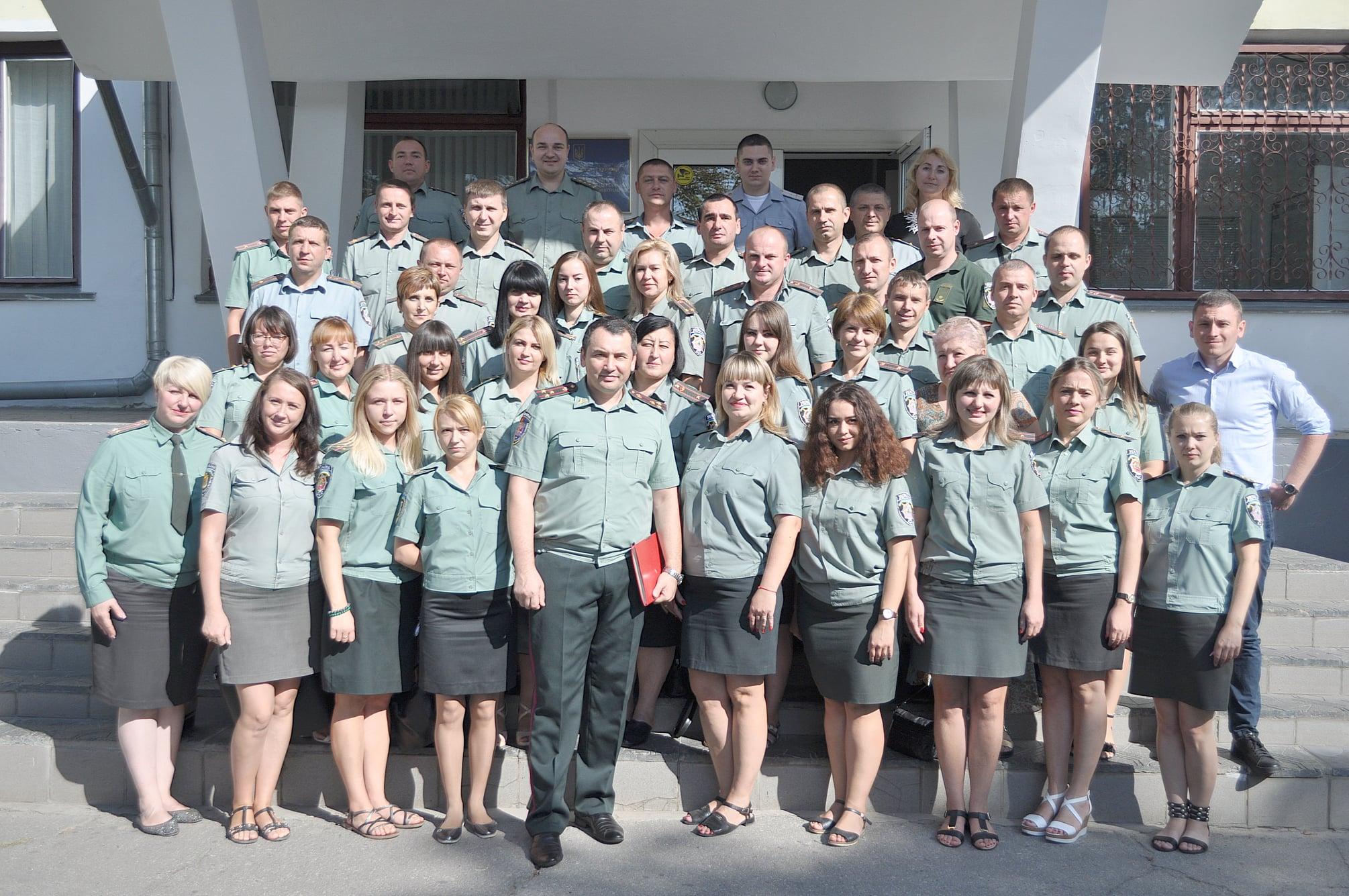Пенітенціарні реформи: Білоцерківський центр не хоче приєднуватися до Чернігівської Академії ДПтС (Фото)