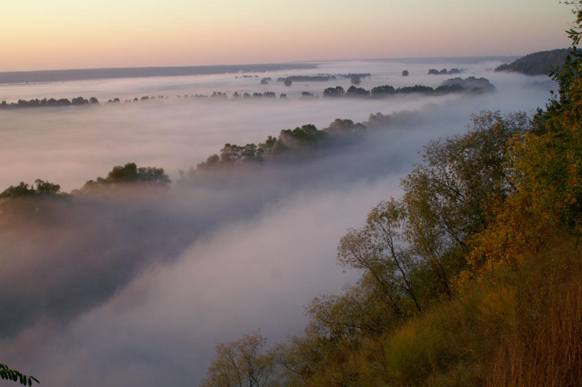 Мезинський національний природний парк – куточок чарівної природи на Чернігівщині (Фото)