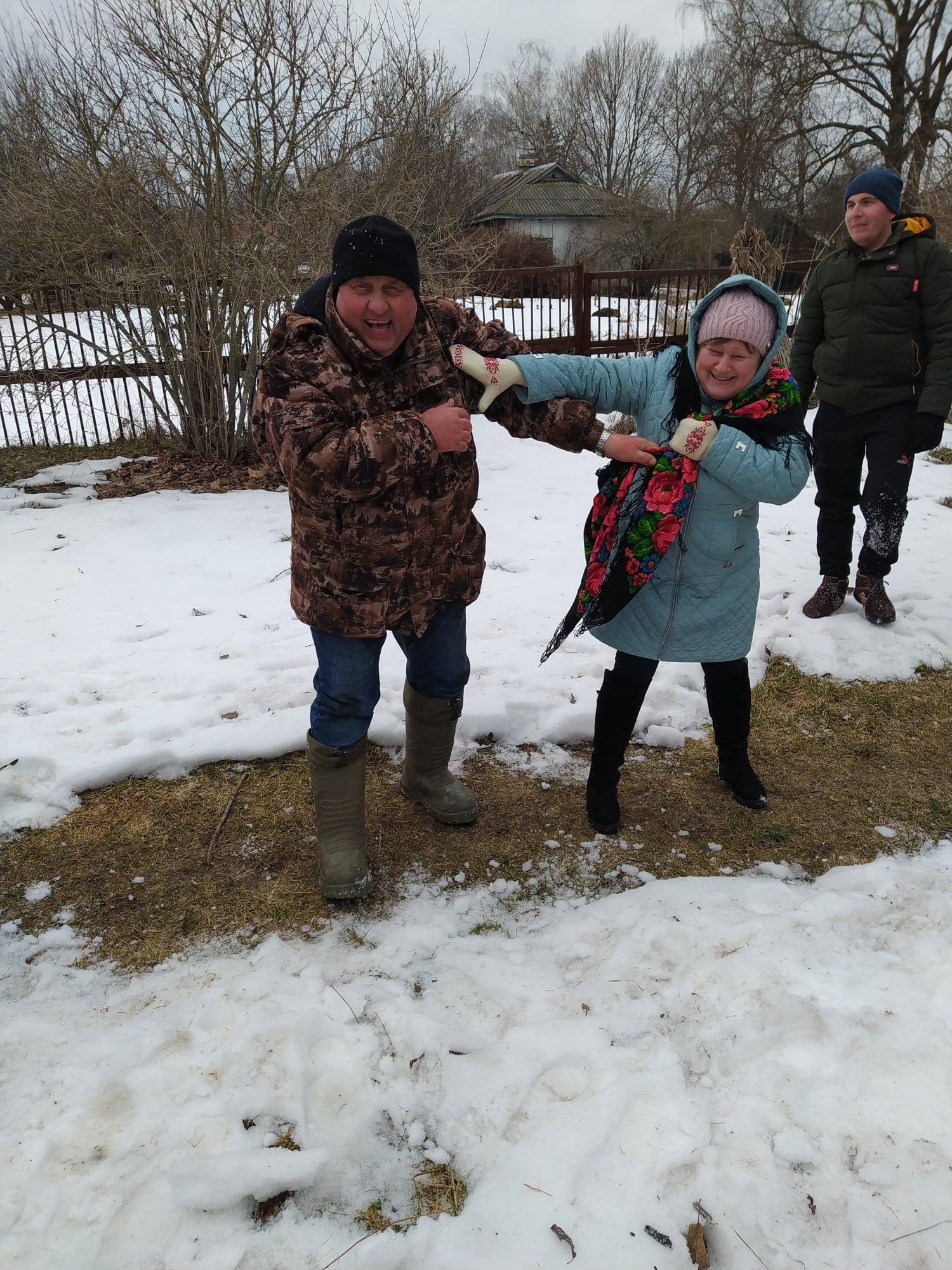 У Москалях на Чернігівщині по-особливому бережуть народні традиції (Фото)