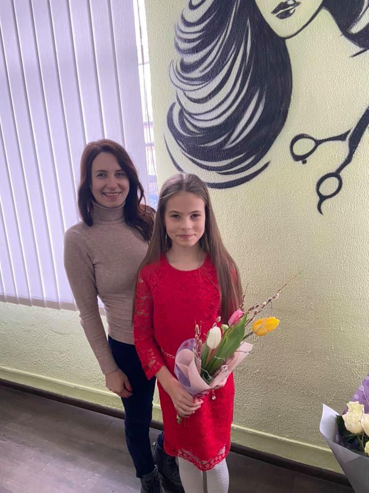 У Сновську провели цікавий дитячий конкурс до свята 8 Березня (Фото)