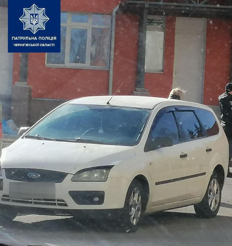 Двох водіїв з ознаками сп'яніння виявили патрульні посеред білого дня (Фото)