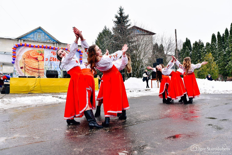 Як у Семенівці Масляну гуляли (Фото)