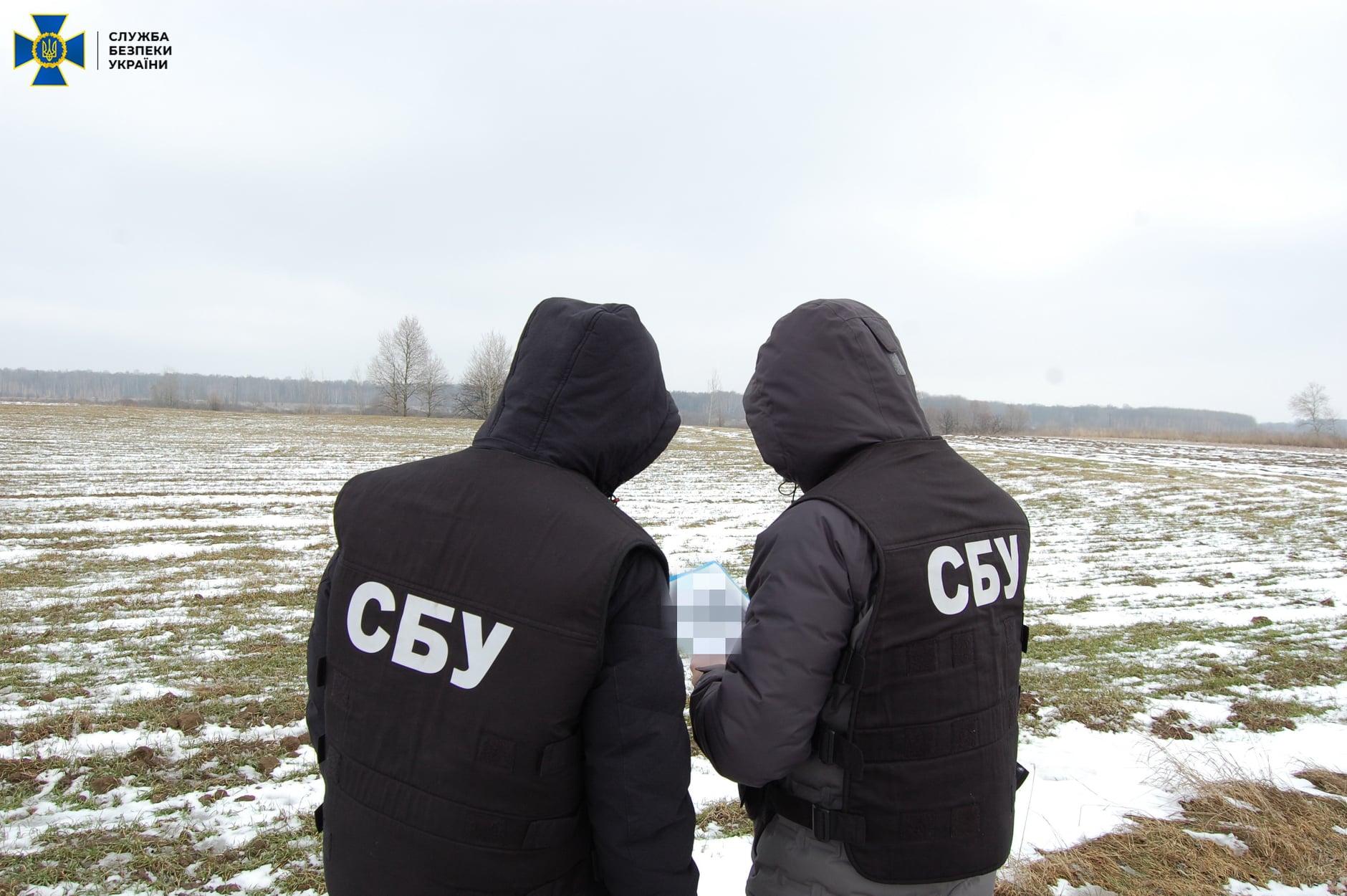 СБУ на Чернігівщині заблокувала незаконний видобуток корисних копалин на понад 19 мільйонів гривень (Фото)