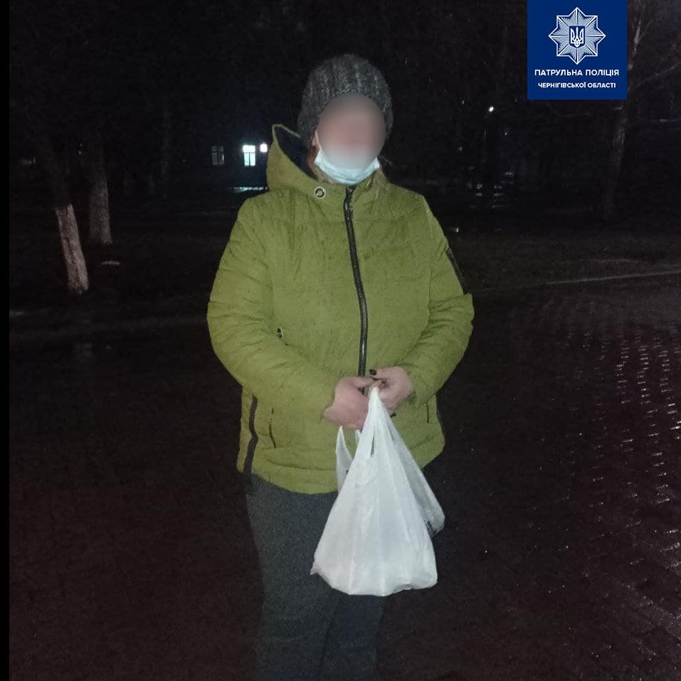 Патрульні допомогли жінці повернути втрачені дороговартісні ліки (Фото)