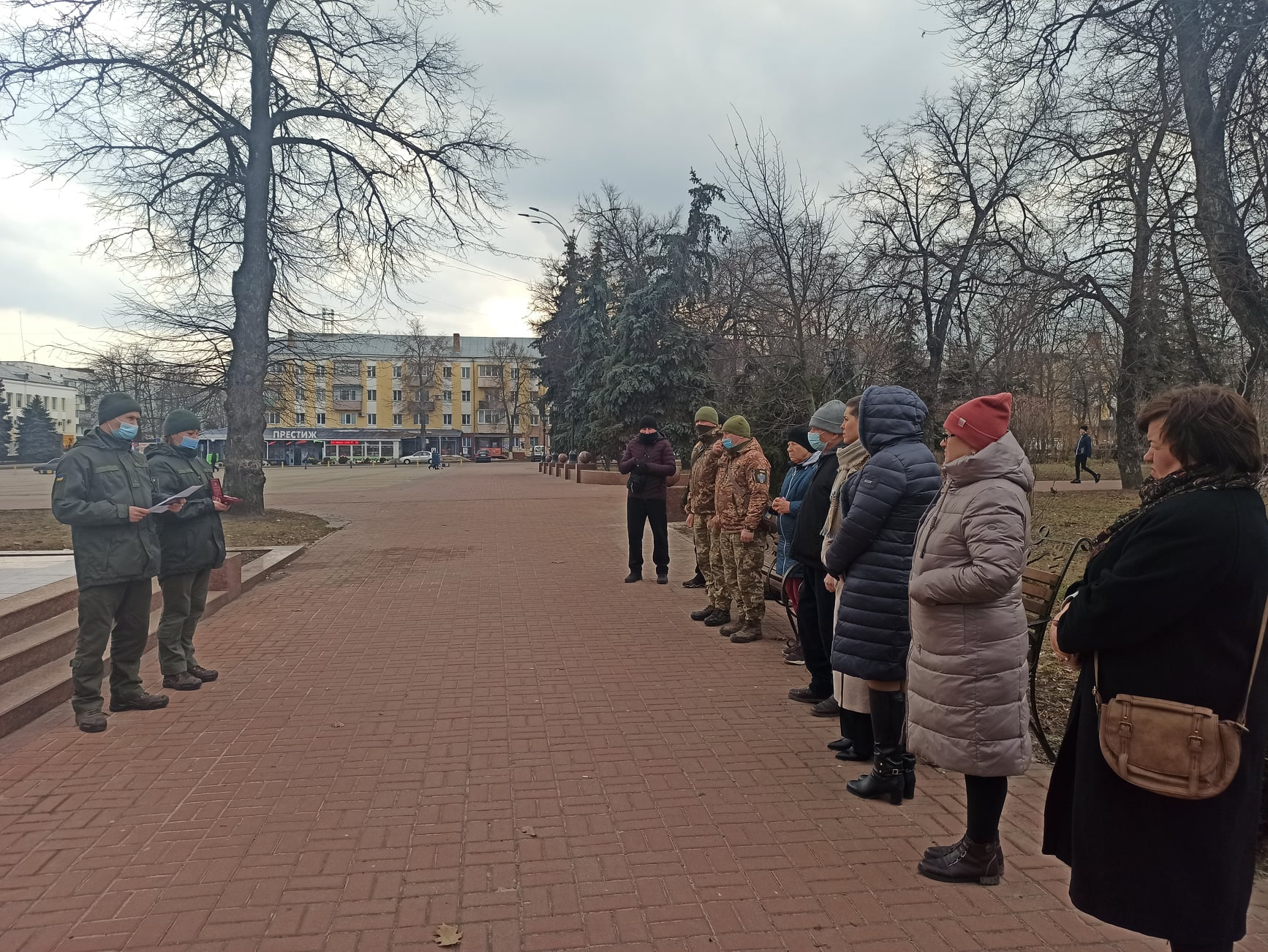 Героя з Прилук нагородили посмертно (Фото)