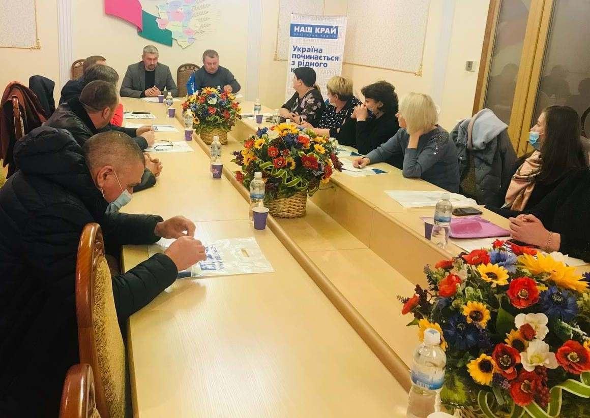 Депутати облради відвідали Бахмацьку громаду