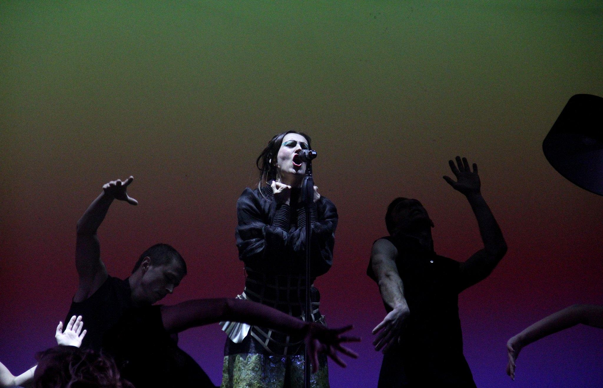 На сцені філармонійного центру презентували нову концертну програму (Фото)