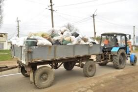 Прибирання сміття