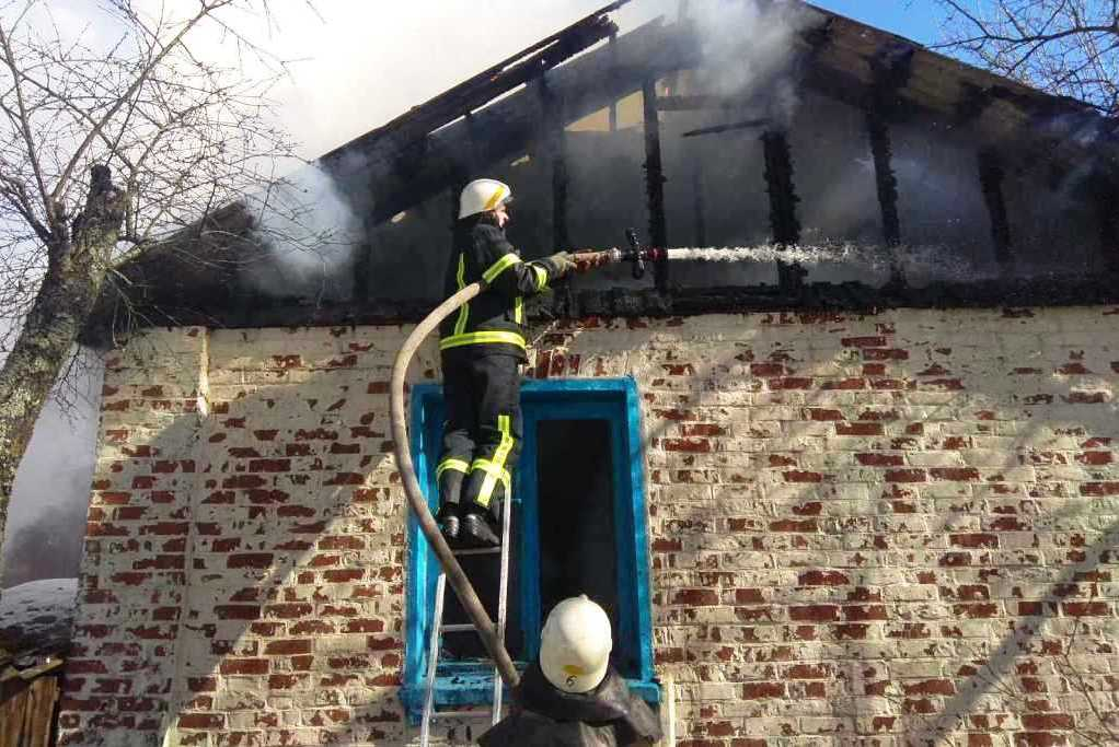 Упродовж минулого тижня надзвичайники 46 разів залучались до ліквідації пожеж (Фото)