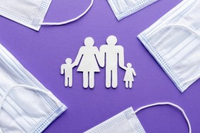 top-view-family-made-paper-with-medical-masks_23-2148781246