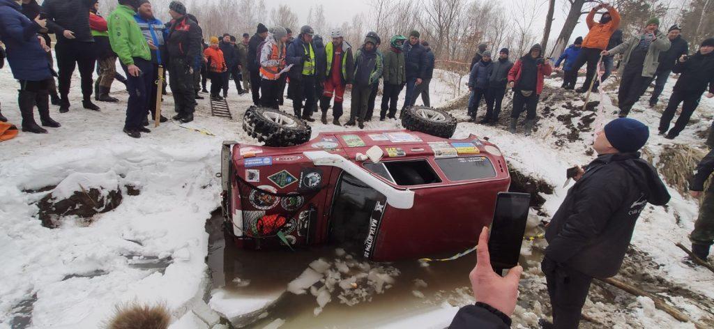 На Чернігівщині відбувся перший етап Чемпіонату світу з OFFroad перегонів (Фото)