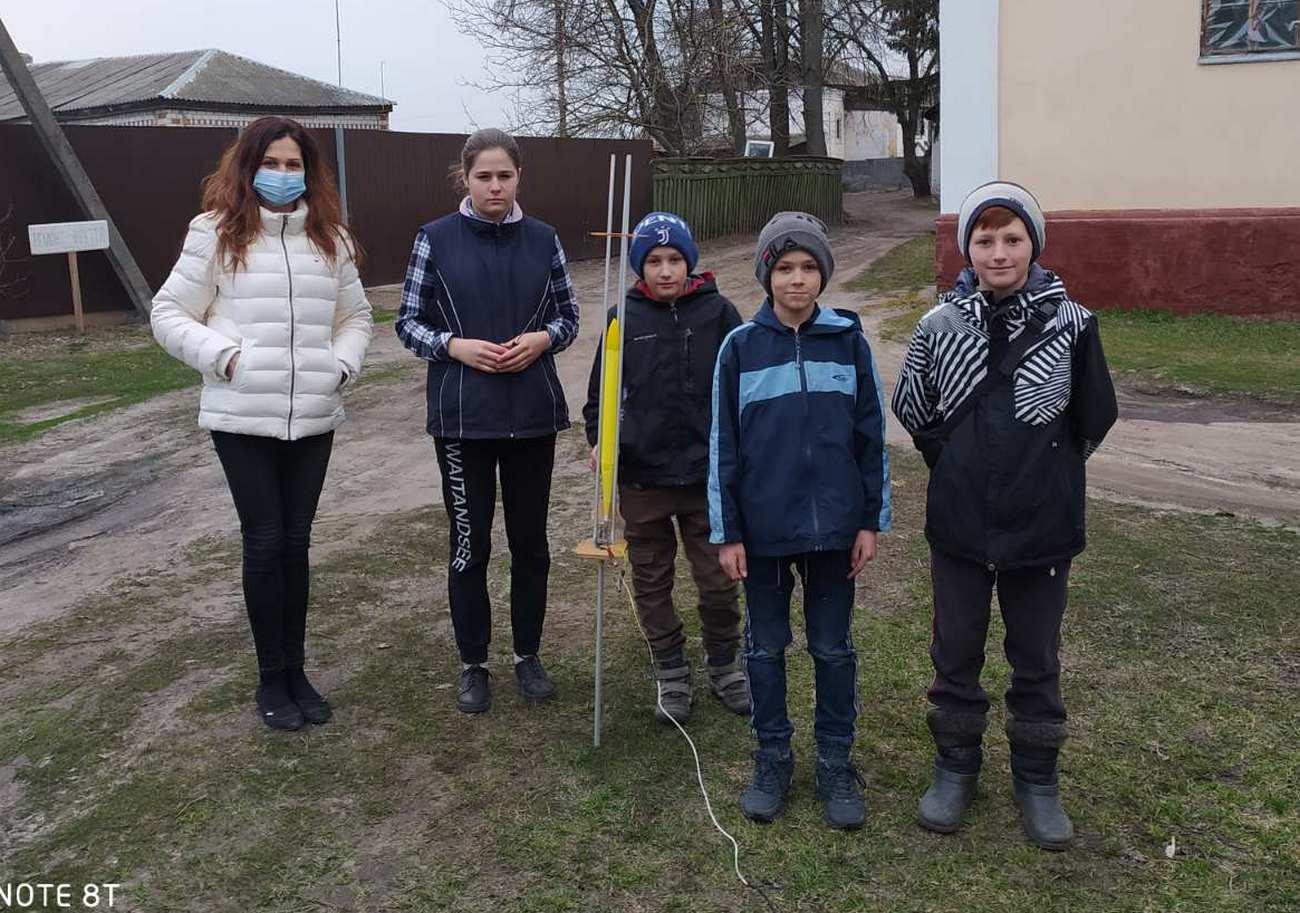 На Чернігівщині запустили ракети (Фото, відео)