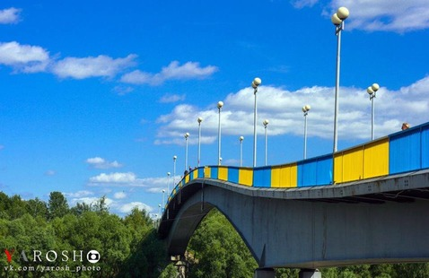 Унікальні мостові споруди древнього Чернігова або скільки мостів та місточків у Чернігові (Фото)