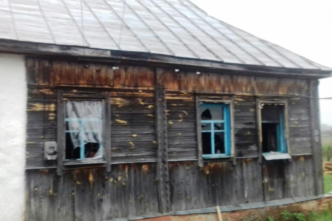 Відомі подробиці пожежі на Чернігівщині, у результаті якої загинула дитина (Фото)