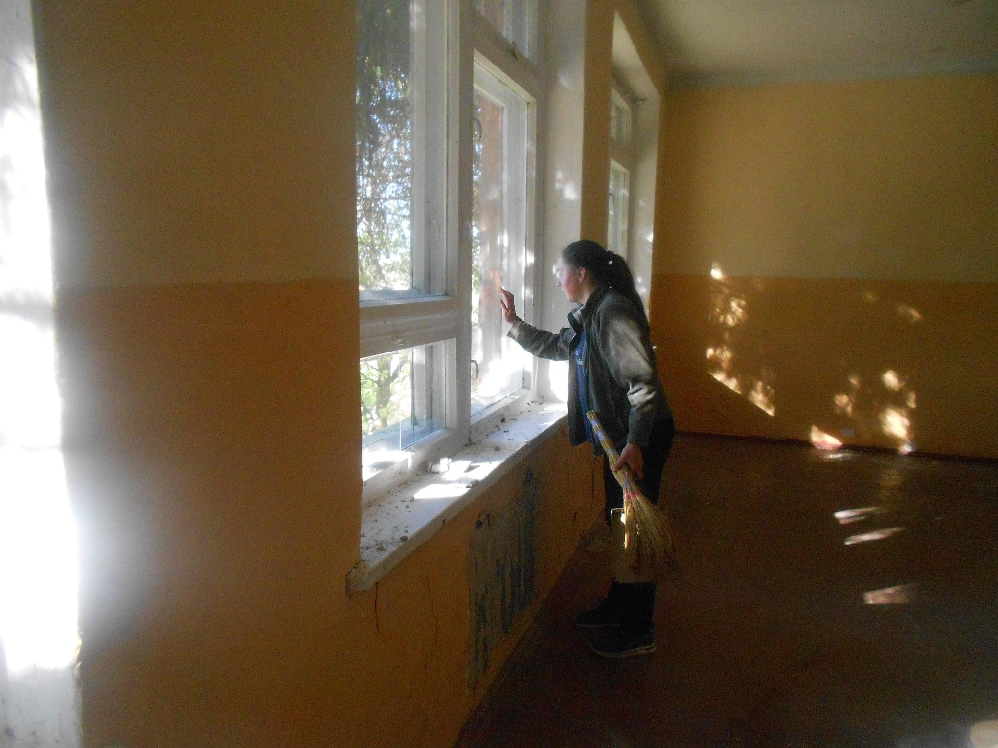 У селі на Чернігівщині сподіваються на нове життя колишньої школи (Фото)