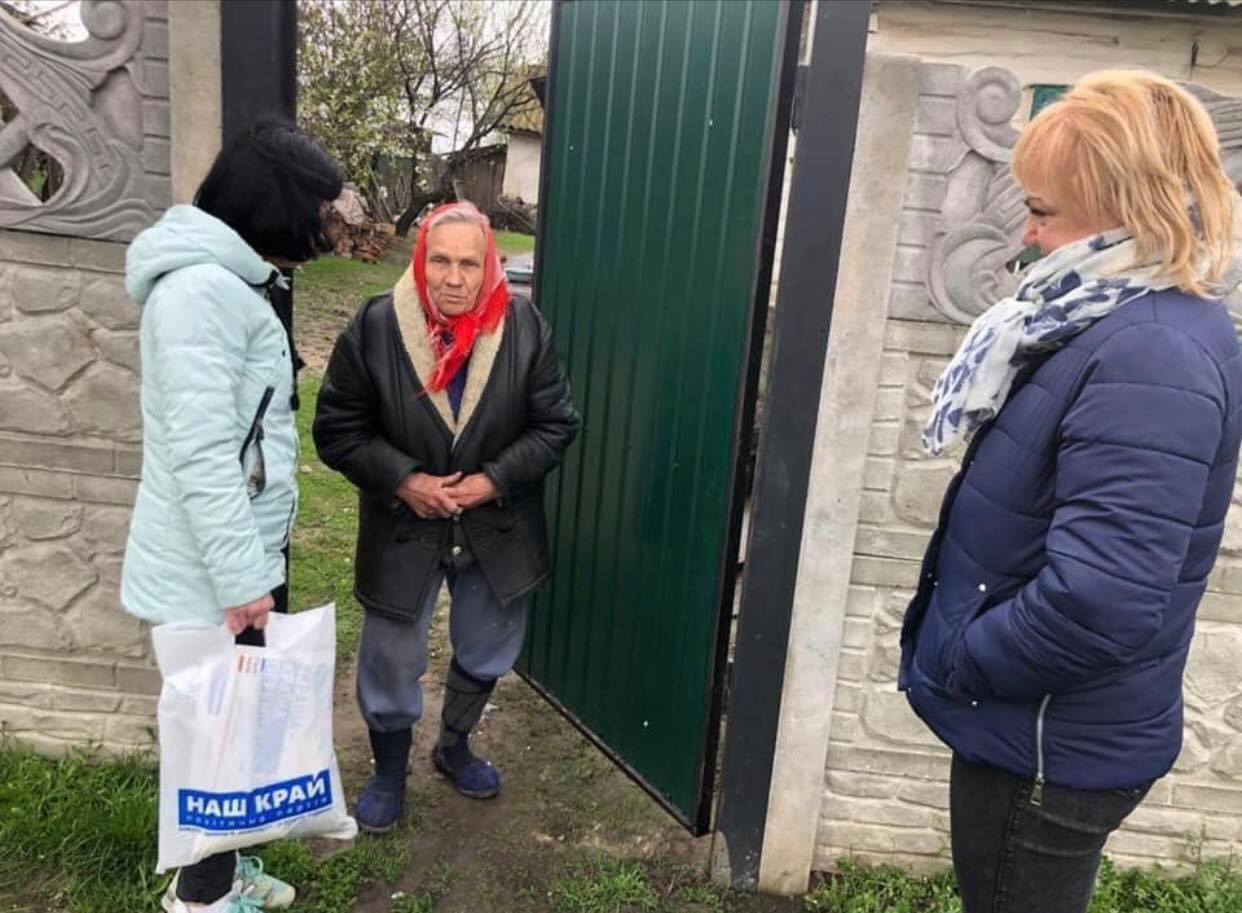 У громадах Чернігівщини привітали ветеранів (Фото)