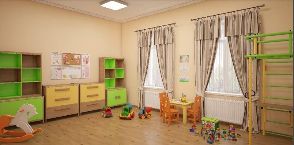 Вже цьогоріч у Кіптівській громаді з'явиться сучасний дитячий садочок