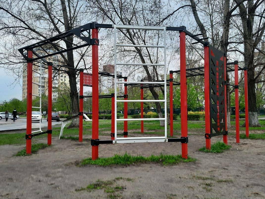 У Стольному, що на Менщині, мріють про простір для тренувань на вулиці (Фото)