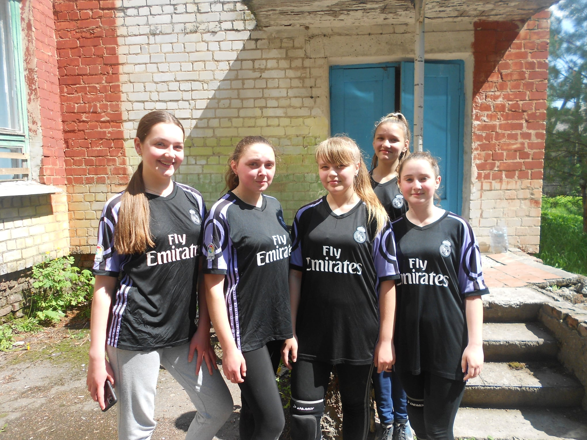 На Чернігівщині влаштували дівочі баскетбольні баталії (Фото)