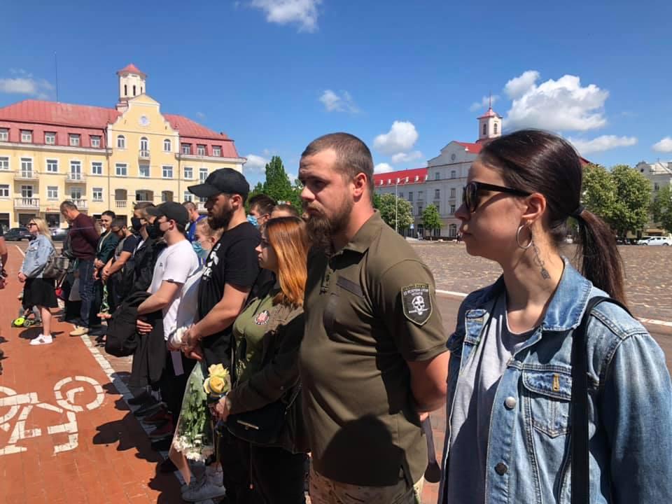 У Чернігові вперше відзначили День Героїв (Фото)