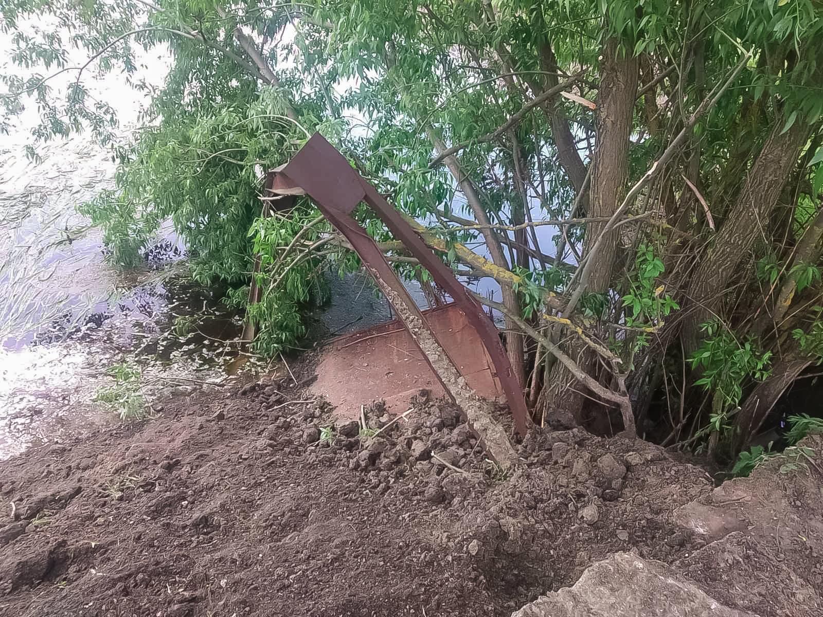 На Чернігівщині вандали мало не залишили ціле село без води (Фото)