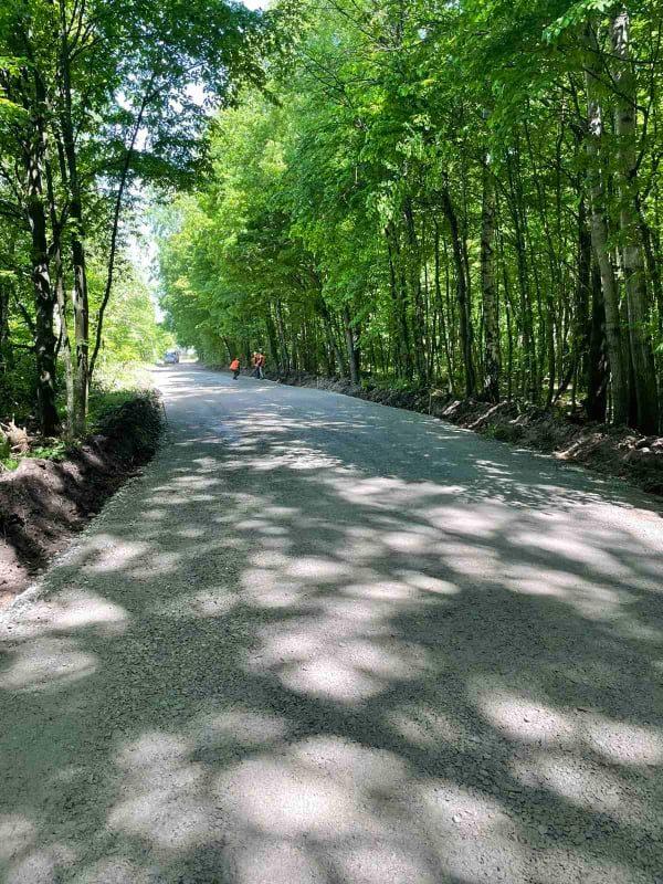 Між селами Бакланова Муравійка та Орлівка ремонтуватимуть ділянку дороги (Фото)