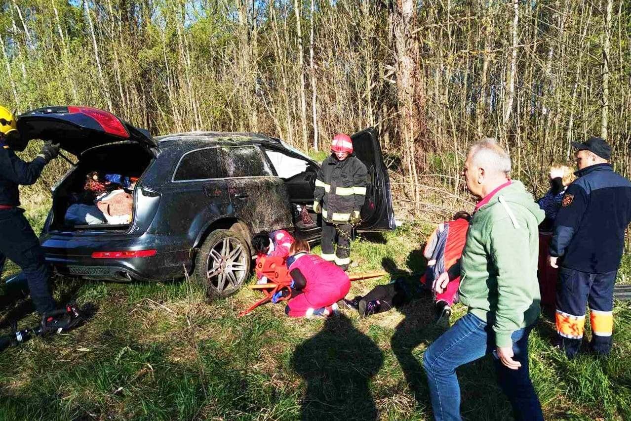 Біля Красилівки внаслідок ДТП загинув 35-річний чоловік (Фото)