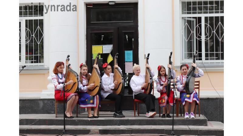 У Ніжині яскраво та колоритно відзначили День Європи (Фото)