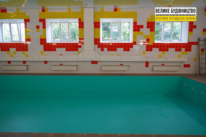 Як ремонтують колегіум 11 у Чернігові (Фото)