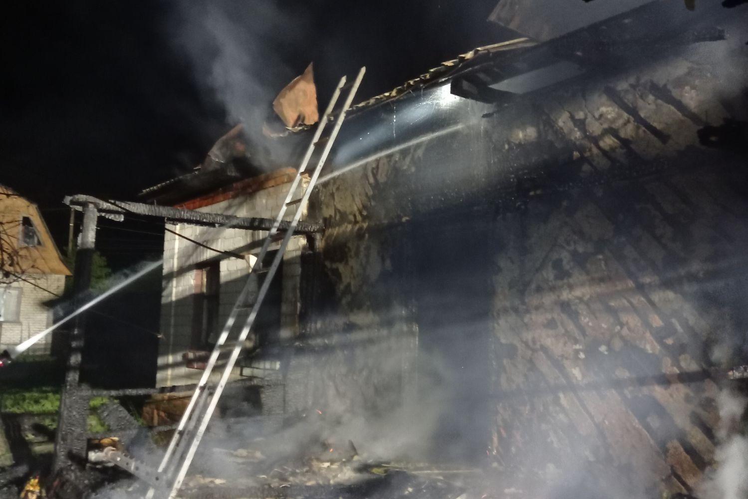 Упродовж минулого тижня надзвичайники Чернігівщини 63 рази залучались до ліквідації пожеж (Фото)