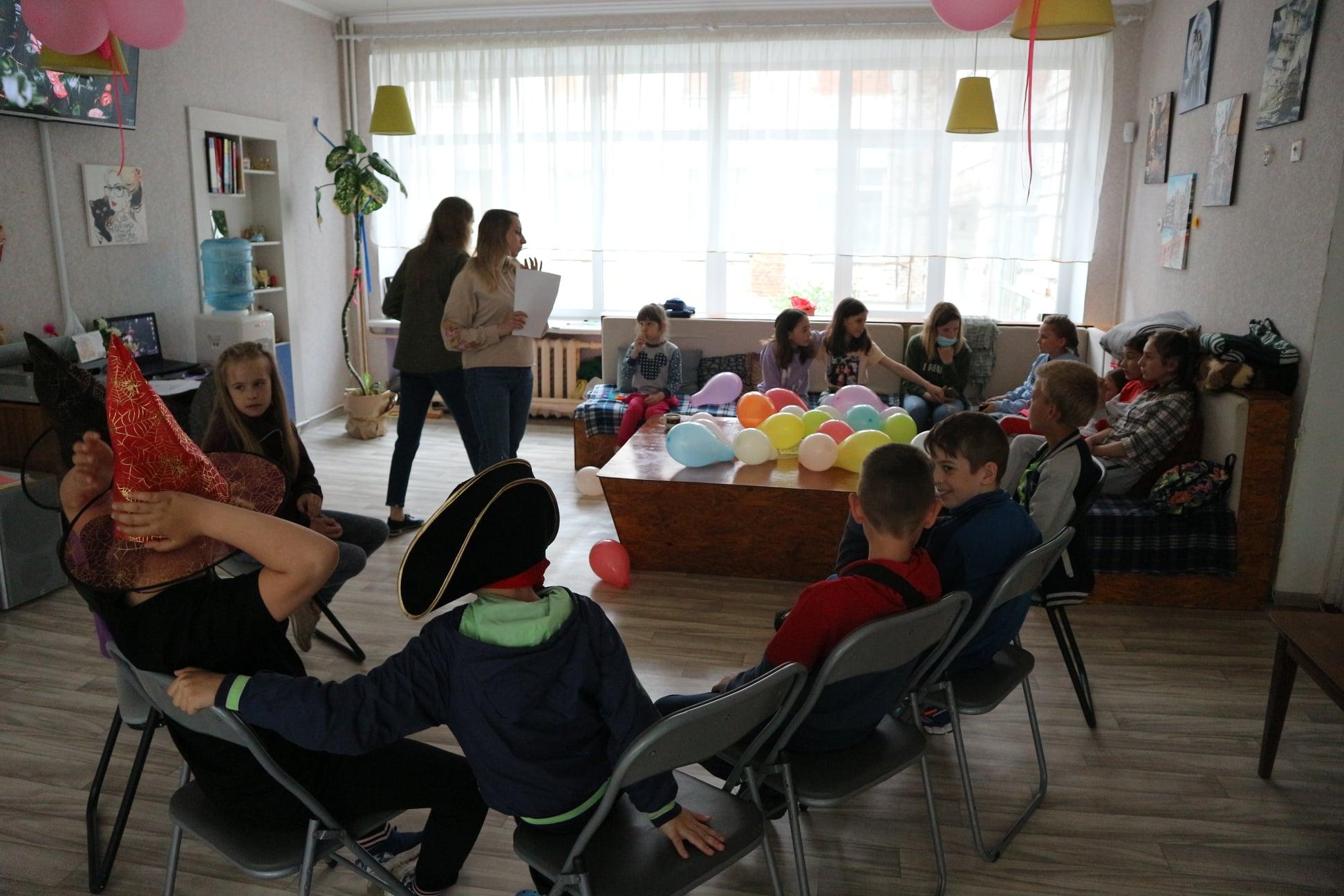 На Чернігівщині провели незвичне свято повітряної кульки (Фото)