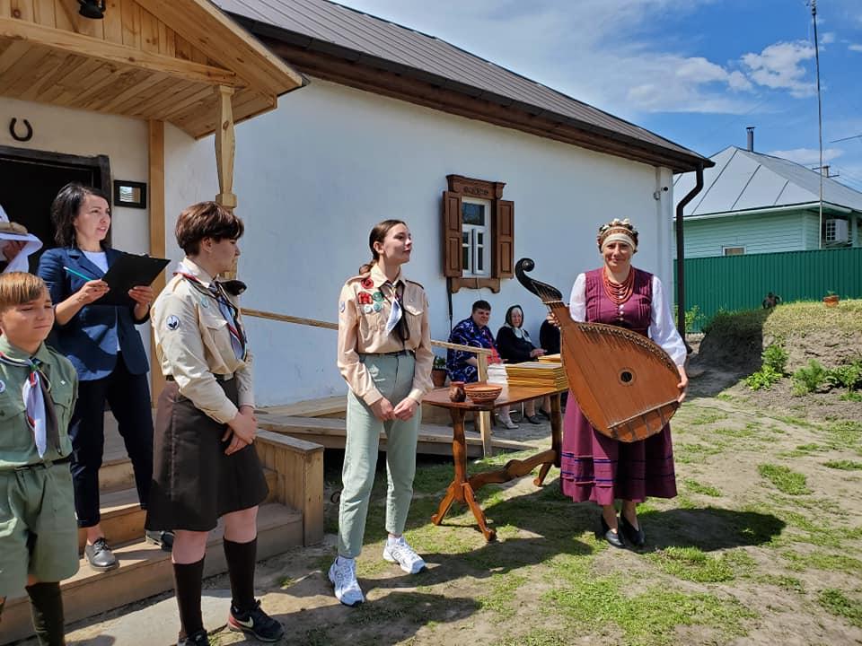 На Чернігівщині відкрили перший інтерпретаційний музей (Фото)