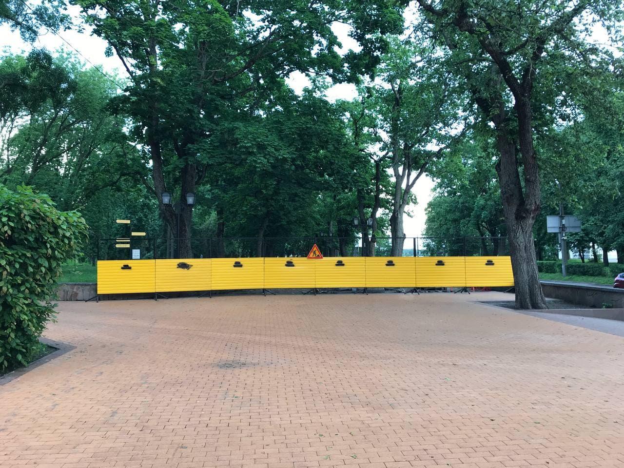 Ремонт Валу коштуватиме Чернігову майже 290 мільйонів гривень (Фото)