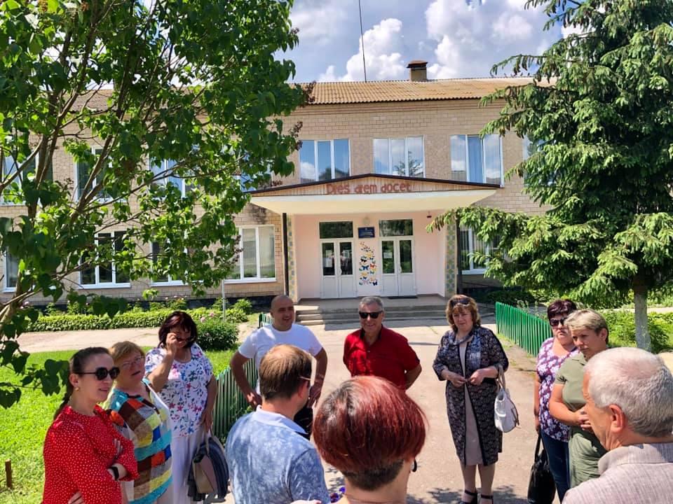 Депутати вивчають досвід кращих громад Чернігівщини