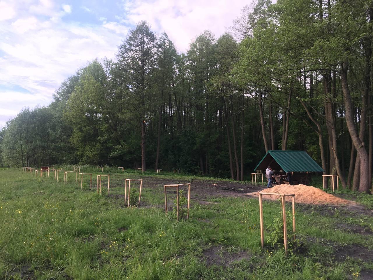 У Семенівці з'явилася ще одна локація для відпочинку (Фото)