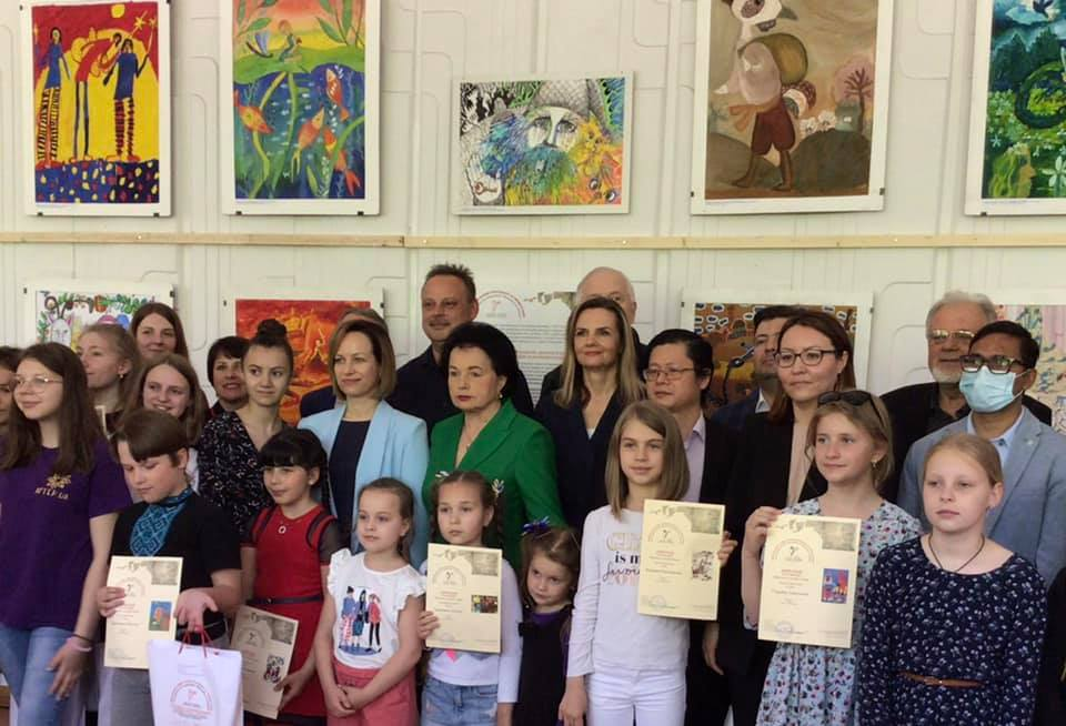 10-річна школярка з Чернігівщини здобула перемогу в міжнародному конкурсі