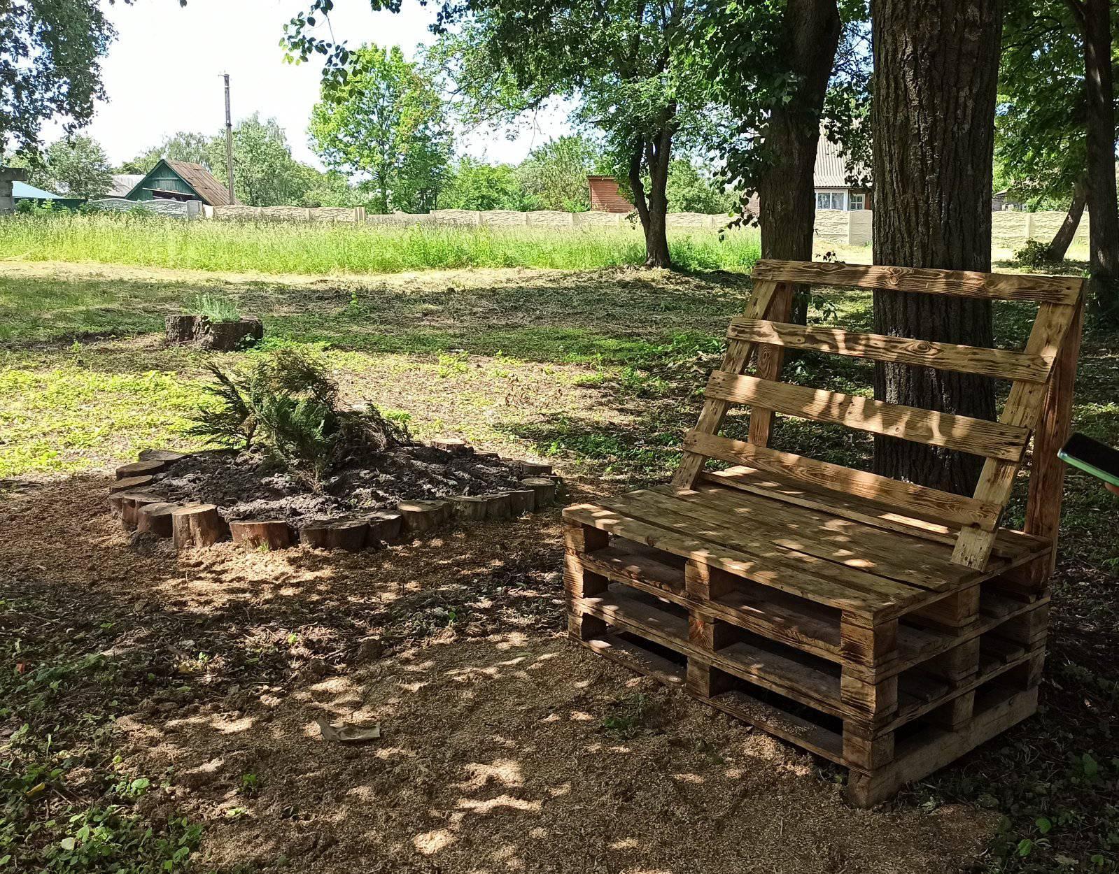 На Чернігівщині облаштовують ще одну зону відпочинку (Фотофакт)