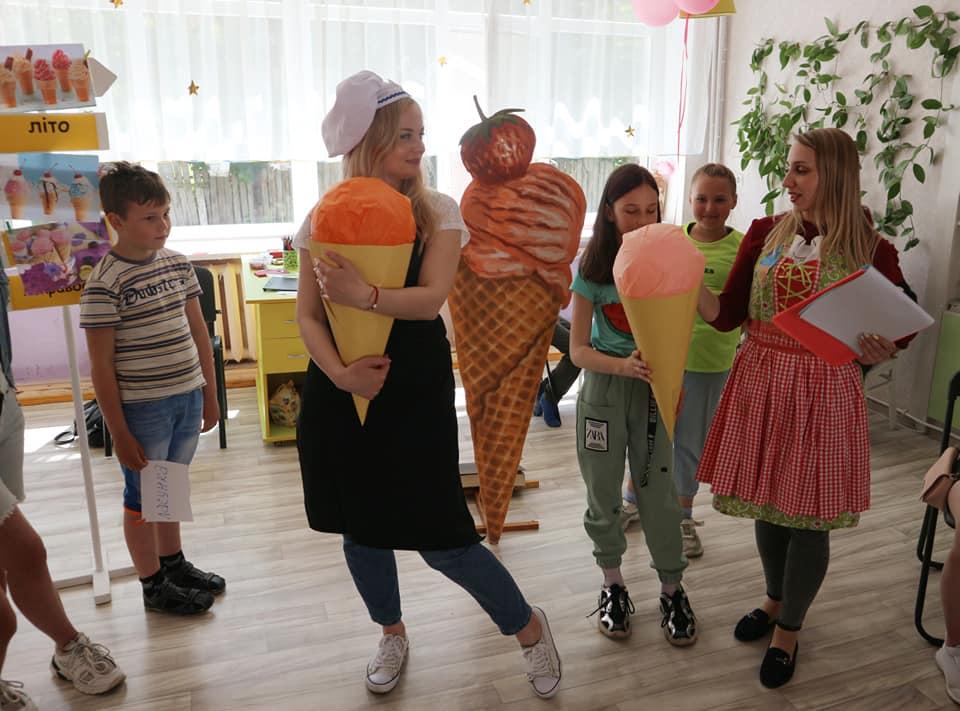 На Чернігівщині влаштували літнє свято морозива (Фото)