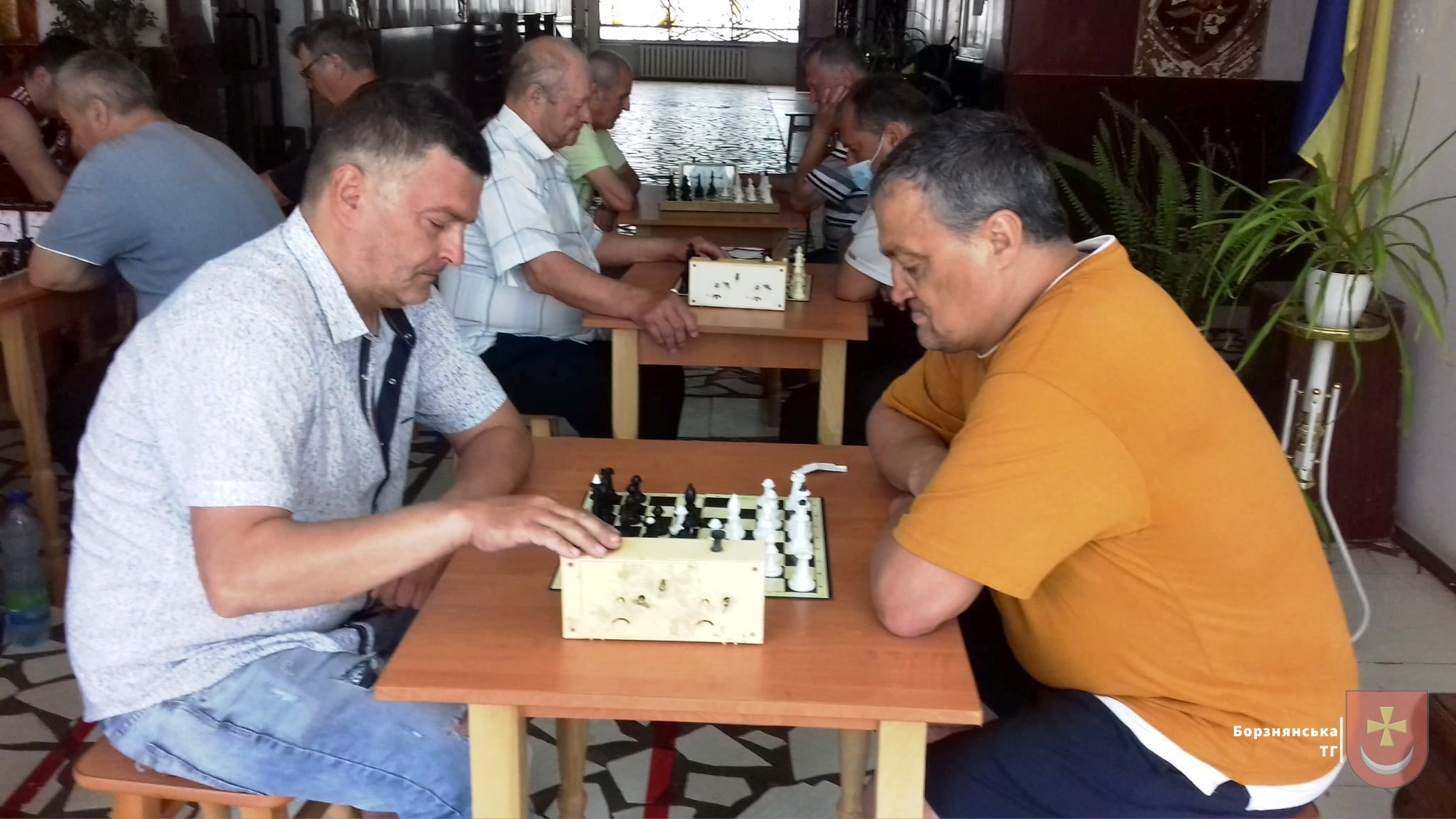 У Борзні змагалися шахісти (Фото)