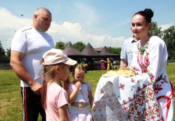 Із безкоштовним попкорном і смаколиками відзначили День села у Вертіївці