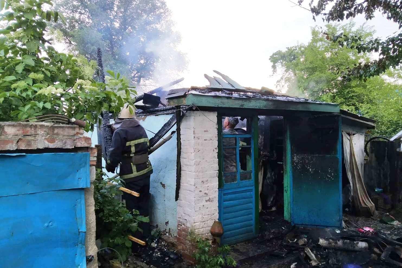 За минулу добу рятувальники 4 рази залучались до ліквідації пожеж (Фото)