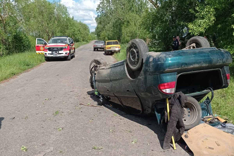 Смертельне зіткнення: на Чернігівщині загинув 21-річний чоловік (Фото. ОНОВЛЕНО)
