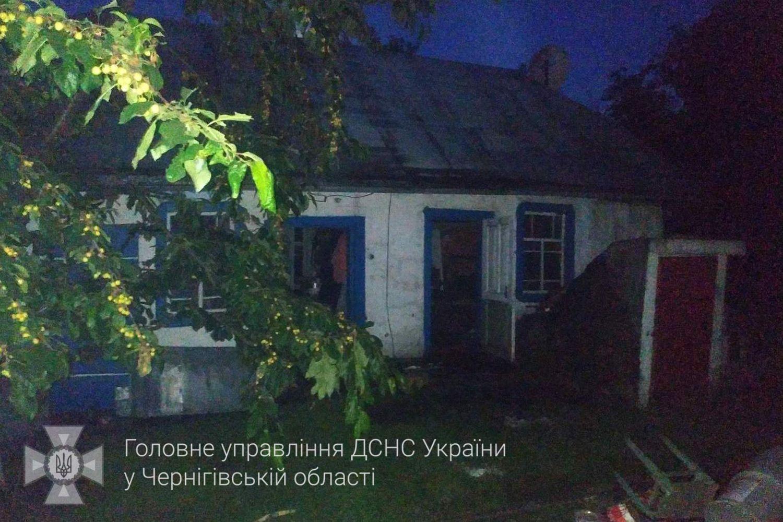 Упродовж минулої доби рятувальники Чернігівщини ліквідували 6 пожеж (Фото)