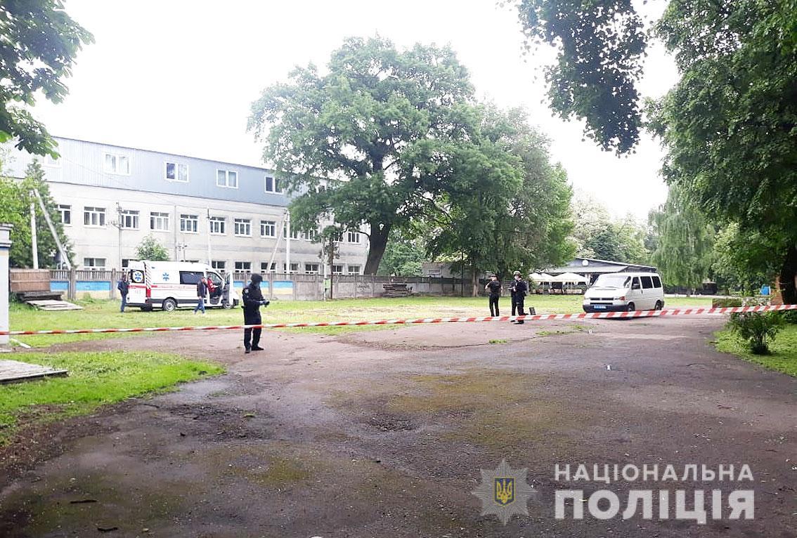 Поліція провела комплексні тактико-спеціальні навчання у Ніжинському районі (Фото)