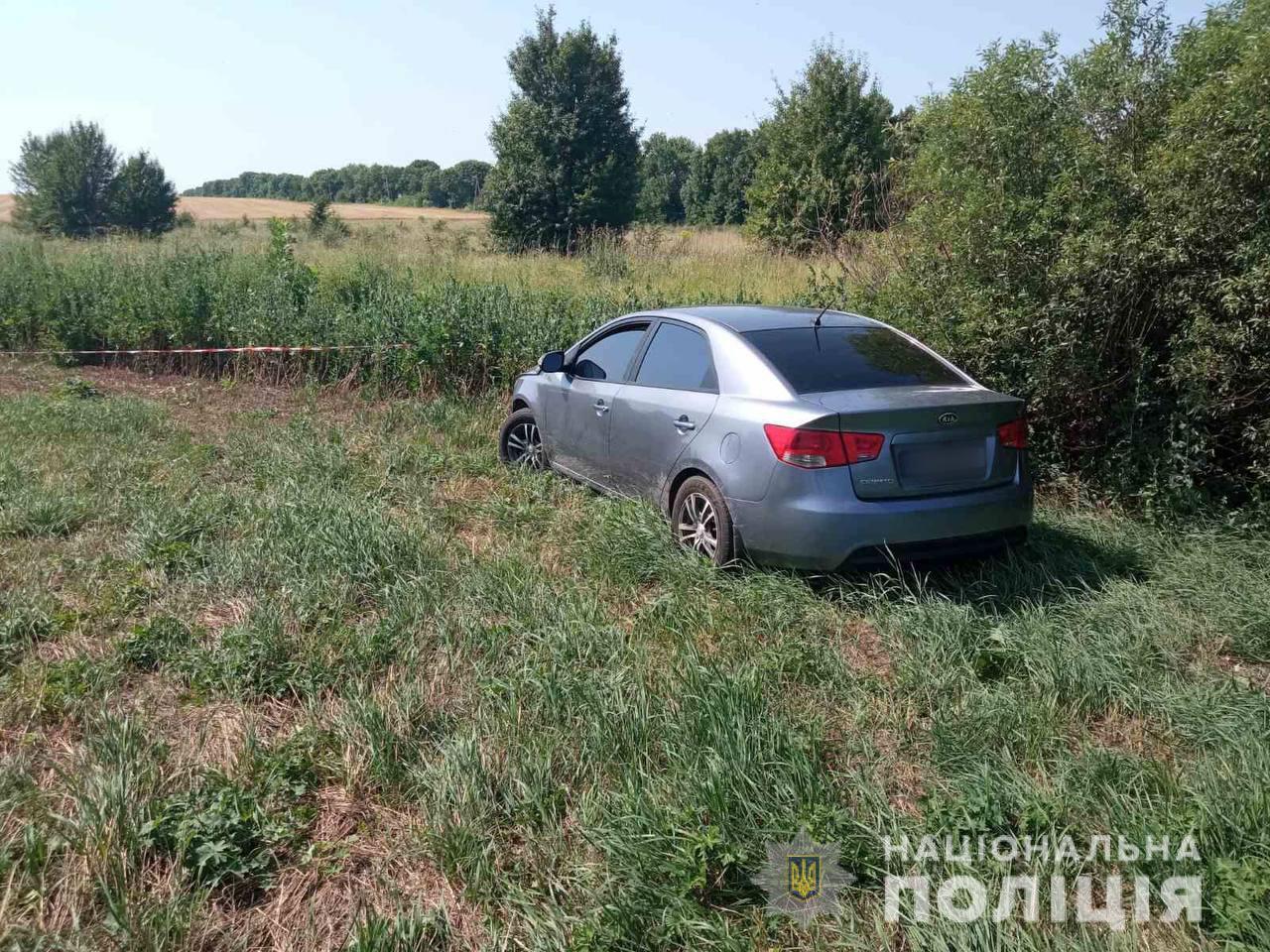 Викрав автівку у Прилуках і відігнав у сусідню область: поліція затримала зловмисника (Фото)