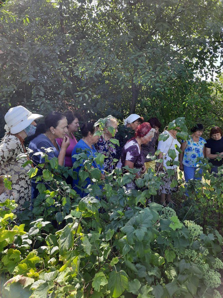 Клуб «Сад. Город» об'єднує любителів городництва та садівництва (Фото)
