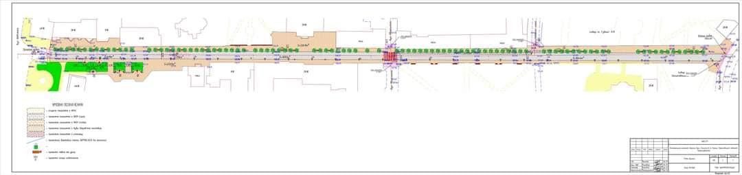 У Ніжині розпочалася реконструкція головної пішохідної вулиці (Фото)